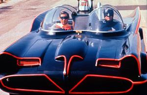 """""""Batman""""The Bat Mobile © 1966 20th - Image 3285_71"""