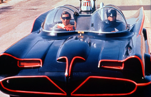 """Batman""The Bat Mobile © 1966 20th - Image 3285_71"