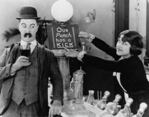 """Be Reasonable""1922 Mack Sennett Comedies - Image 3287_0001"