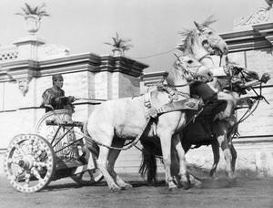 """Ben-Hur: A Tale of the Christ""Ramon Novarro1925 MGM - Image 3293_0002"