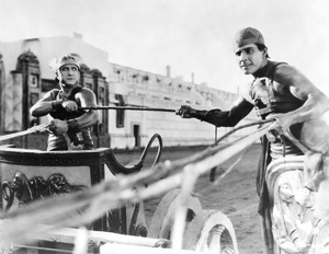 """Ben-Hur: A Tale of the Christ""Francis X. Bushman, Ramon Novarro1925 MGM - Image 3293_0008"