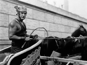 """""""Ben-Hur: A Tale of the Christ""""Francis X. Bushman1925 MGM - Image 3293_0098"""