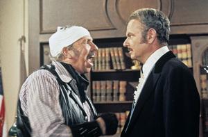 """Blazing Saddles""Slim Pickens, Harvey Korman1974 Warner Brothers** I.V. - Image 3306_0320"