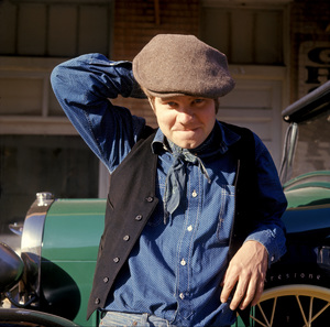 """Bonnie and Clyde""Michael J. Pollard1967** I.V. - Image 3314_0335"