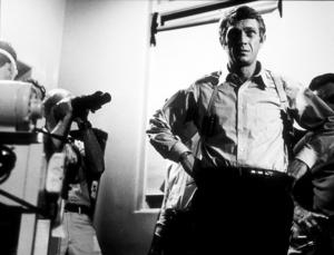 """""""Bullitt""""Steve McQueen1968 Warner © 1978 Mel TraxelMPTV - Image 3321_0105"""
