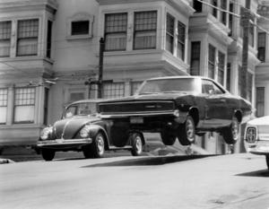 """Bullitt""1968 Dodge Charger RT1968 / Warner Brothers**I.V. - Image 3321_0117"