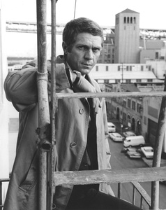 """""""Bullitt""""Steve McQueen1968 Warner Bros.** I.V. - Image 3321_0122"""