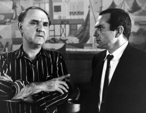 """Bullitt""Director Peter Yates, Don Gordon1968 Solar ProductionsPhoto by Mel Traxel** I.V. - Image 3321_0304"
