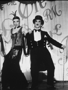 """Cabaret.""Liza Minnelli and Joel Grey. © 1972 Allied Artist/ABC Pictures - Image 3325_0026"
