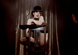 """Cabaret""Liza Minnelli1972 Allied Artists** I.V. - Image 3325_0040"