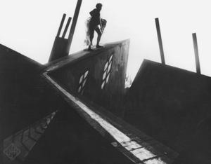 """Cabinet Of DR. Caligari""Conrad Veidt,Lil DagoverDecla-BioscopGerman 1919 - Image 3326_0030"