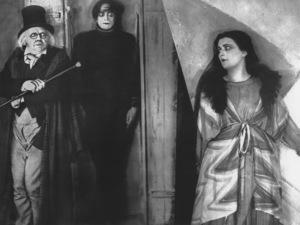 """Cabinet Of DR. Caligari""Conrad Veidt,Lil Dagover,Decla-BioscopGerman 1919 - Image 3326_0035"