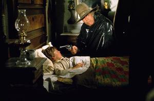 """Cahill, US Marshal,"" Warner Bros. 1973.Clay O"