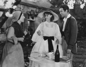 """""""Camille""""Greta Garbo, Robert Taylor1936 MGM - Image 3330_0122"""