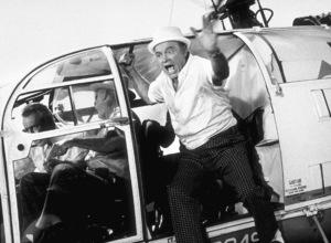 """Cancel My Reservation""Ralph Bellamy, Keenan Wynn and Bob Hope1972 - Image 3332_0100"