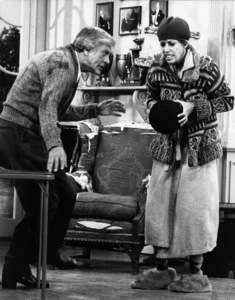 """The Carol Burnett Show""Dick Van Dyke, Carol Burnett1975Photo by Gabi Rona - Image 3338_0054"