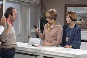 """The Carol Burnett Show""Tim Conway, Vicki Lawrence, Carol Burnettcirca 1977Photo by Gabi Rona - Image 3338_0067"