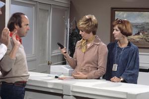 """The Carol Burnett Show""Tim Conway, Vicki Lawrence, Carol Burnettcirca 1977Photo by Gabi Rona - Image 3338_0067"