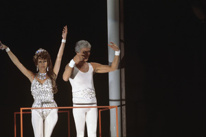 """""""The Carol Burnett Show""""Carol Burnett, Dick Van Dykecirca 1977Photo by Gabi Rona - Image 3338_0068"""
