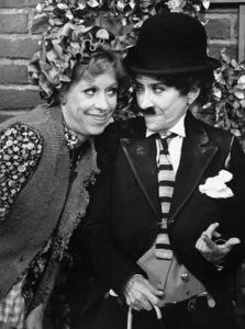 """The Carol Burnett Show""Carol Burnett, Gloria Swanson1973Photo by Gabi Rona - Image 3338_0118"