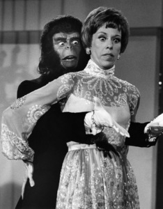 """The Carol Burnett Show""Roddy McDowall, Carol Burnett1974Photo by Gabi Rona - Image 3338_0163"