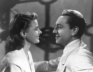 """Casablanca""Paul Henreid, Ingrid Bergman1942 Warner Brothers - Image 3339_0001"