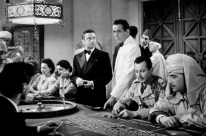 """Casablanca""Humphrey Bogart1942 Warner Bros.MPTV - Image 3339_0301"
