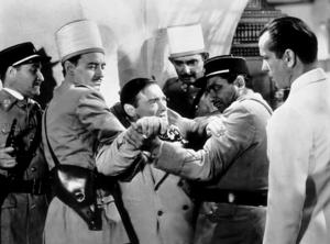 """Casablanca""Humphrey Bogart and Peter Lorre1942 Warner Bros.MPTV - Image 3339_0315"
