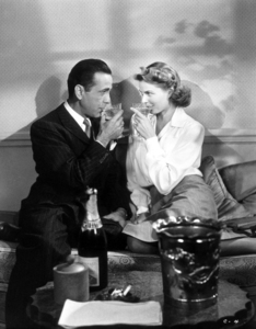 """Casablanca""Humphrey Bogart and Ingrid Bergman1942 Warner Bros.MPTV - Image 3339_0316"
