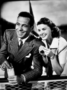"""Casablanca""Humphrey Bogart and Ingrid Bergman1942 Warner Bros.MPTV - Image 3339_0327"