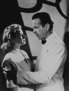 """Casablanca""Ingrid Bergman and Humphrey Bogart 1942 Warner Bros.MPTV - Image 3339_0328"