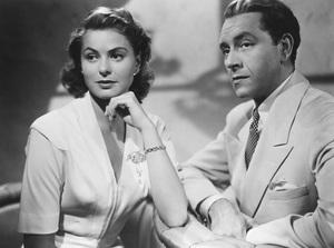 """Casablanca""Ingrid Bergman, Paul Henreid1942 Warner Brothers** R.C. - Image 3339_0345"