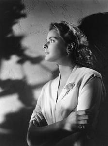 """Casablanca""Ingrid Bergman1942 Warner Brothers** R.C. - Image 3339_0347"