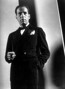 """Casablanca""Humphrey Bogart1942 Warner Bros.MPTV - Image 3339_0355"