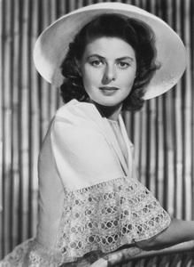"""Casablanca""Ingrid Bergman1942 Warner Brothers** R.C. - Image 3339_0357"