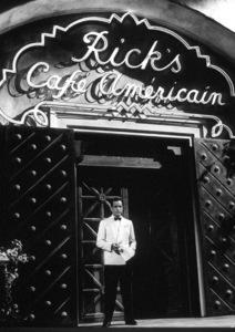"""Humphrey Bogart during the making of """"Casablanca"""" 1942** I.V. - Image 3339_0359"""