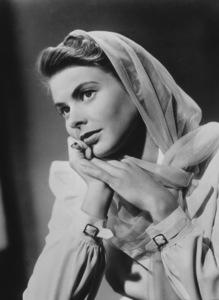 """""""Casablanca""""Ingrid Bergman1942 Warner**I.V. - Image 3339_0363"""