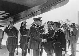 """Casablanca""Conrad Veidt, Claude Rains1942 Warner Brothers** R.C. - Image 3339_0368"