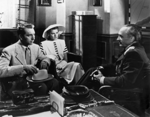 """""""Casablanca""""Paul Henreid, Ingrid Bergman, Conrad Veidt1942** R.C. - Image 3339_0380"""