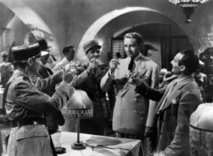 """Casablanca""Paul Henreid1942** R.C. - Image 3339_0381"