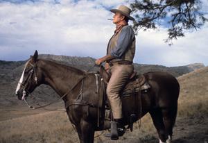 """Chisum""John Wayne1969© 1978 David Sutton - Image 3349_0146"