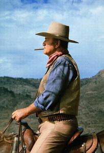 """Chisum"" John Wayne 1969 Warner Brothers © 1978 David Sutton - Image 3349_0147"