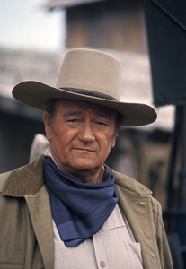 """Chisum"" John Wayne 1970 Warner Brothers © 1978 David Sutton - Image 3349_0163"