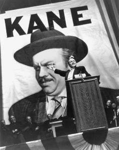 """""""Citizen Kane""""Orson Welles1941 RKO**I.V. - Image 3353_0036"""