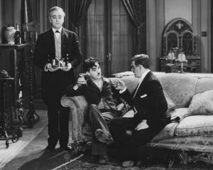"""City Lights""Charlie Chaplin and Harry Myers1931**I.V. - Image 3354_0022"