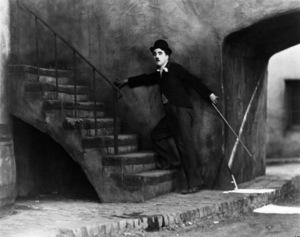 """City Lights""  Charles Chaplin1931 United Artists ** I.V. - Image 3354_0023"