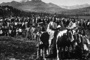 """The Cowboys""Chiricahua Apache Native American tribe1971 © 1978 Bob Willoughby - Image 3370_0110"