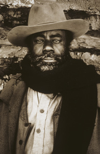 """""""The Cowboys""""Roscoe Lee Browne1972 Warner Brothers © 1978 Bob Willoughby - Image 3370_0591"""
