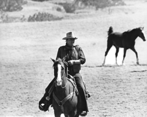 """The Cowboys""John Wayne1972 Warner Brothers © 1978 David Sutton - Image 3370_0604"