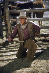 """The Cowboys""John Wayne1972 Warner Brothers© 1978 David Sutton - Image 3370_0615"